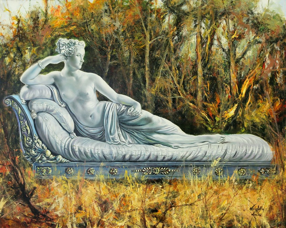 Lembo Nicoletta: pittrice italiana contemporanea